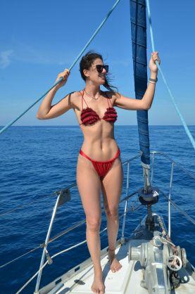 Comitatoantinoia in Barca a vela